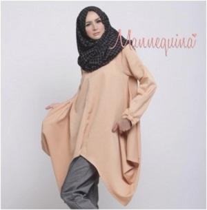Clover Triangle Tunic by : mannequina