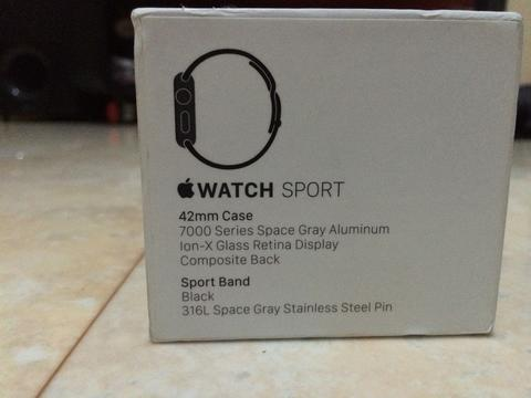 Jual Apple Watch Sport