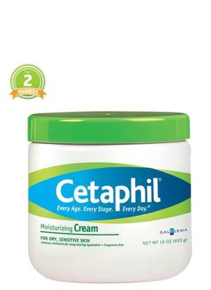 Cetaphil Moisturizing Cream 16oz / 453gram
