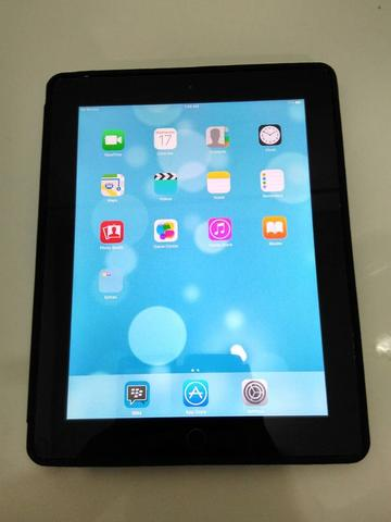 Ipad 2 32GB Wifi + Cellular 3G Hitam Lengkap + Smart Case Hitam