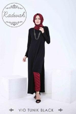 Vio Tunik Black by : radwah