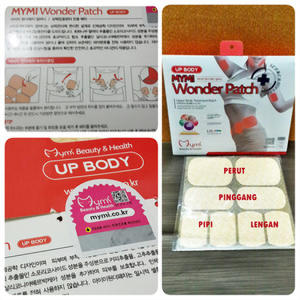 MYMI UP BODY - MYMI WONDER PATCH UP BODY