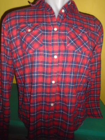 SIZE M,,KEMEJA FLANEL FOR WOMAN 225