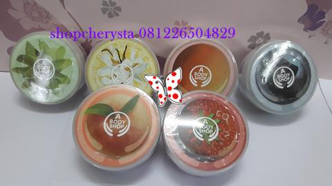 A body shop lulur