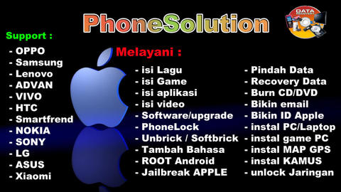 HOT!! Jasa BYPASS ANDROID Lollipop iphone 4G ipad gsm to wifi only