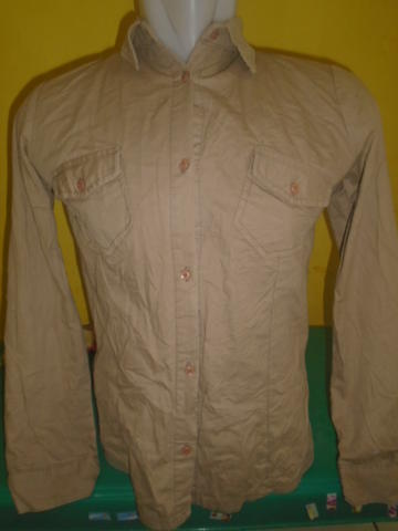 SIZE M,, KEMEJA FLANEL FOR WOMAN SUNNY 051