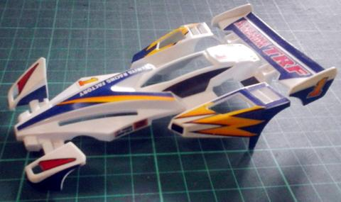 BODY Tamiya Mini4WD ALL ORI