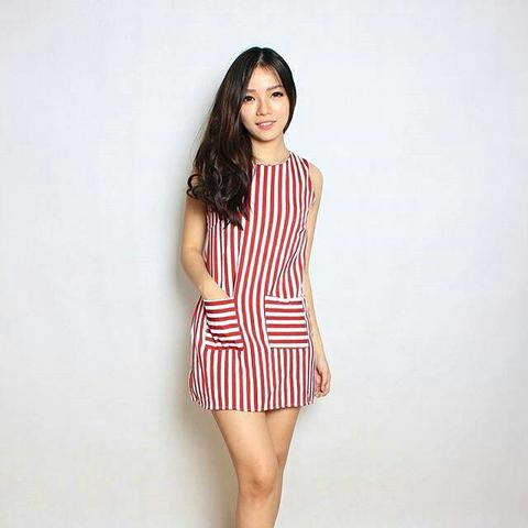 Dress Stripe Good Quality