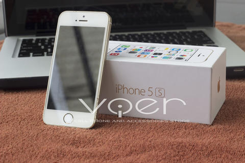 Terjual iPhone 5s 64GB Gold Second  2c968674f7