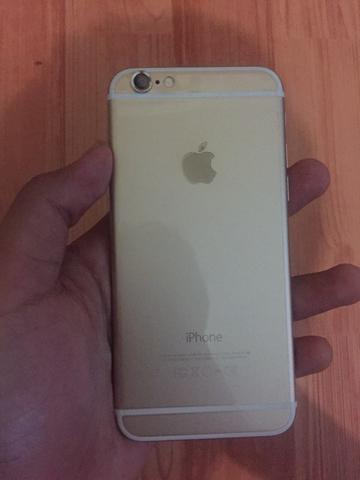 WTS IPHONE 6 GOLD 128GB
