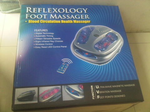 terapi segala penyakit foot massager infrared getar sumo advance murah best seller