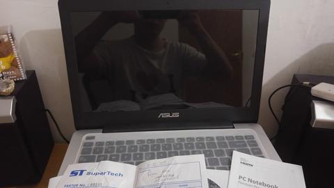 [KOBAR-GADGET] Asus A455LF Included windows 10 Ram 8GB BU