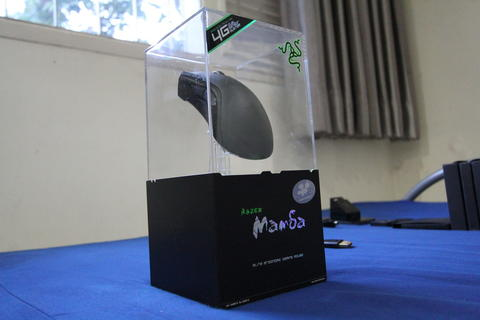 WTS Razer Mamba Wireless & Wired Gaming Mouse