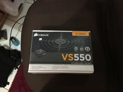 VS Series™ VS550 — 550 Watt Power Supply