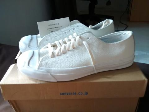 TERJUAL Converse Jack Purcell x Journal Standard Relume (FREE SHIPPING)
