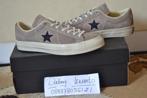 a18154834791 ... discount code for jual sepatu converse one star x john varvatos brushed  grey suede bnib murah