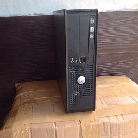 Dell Optiplex slim Core2duo ,mantap