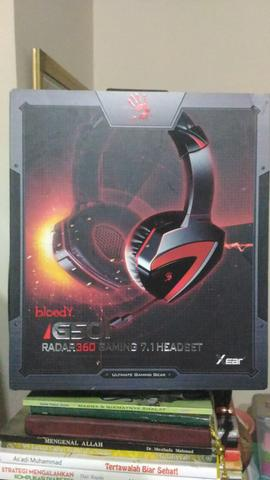 Bloody G501 7.1 Gaming Headset