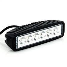 LED Bar Original Lampu Sorot Tembak Offroad DRL Work light LED Mobil Motor