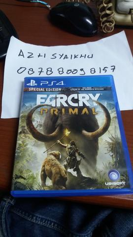 WTS BD Farcry Primal R3 DLC legend of mammoth unused.
