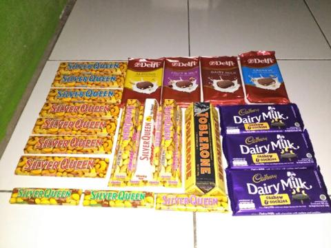 Image Result For Gambar Coklat Silverqueen Chunky Bar