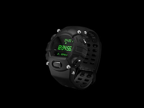 [I-TECH / IPHUNKZ] RAZER NABU WATCH SMARTWATCH ORIGINAL BNIB