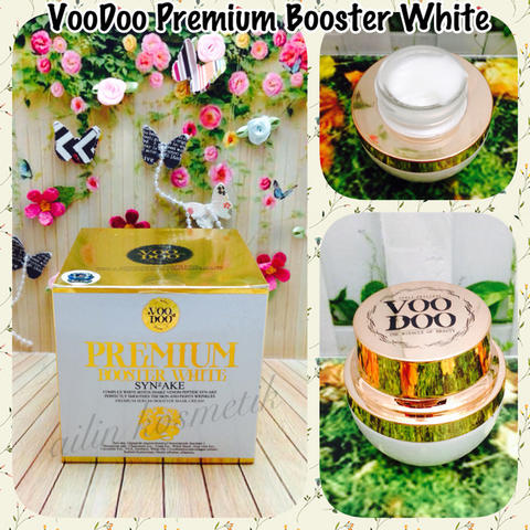 PREMIUM BOOSTER WHITE VOODOO THE MIRACLE OF BEAUTY BOTOX SERUM &