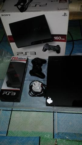 PS3 Slim 160 Gb OFW