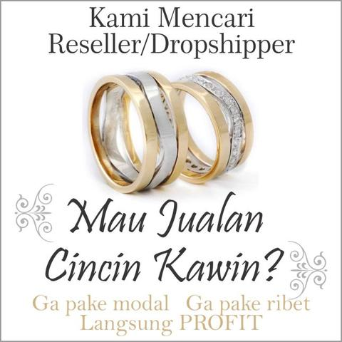 [Vendor] Jasa Custom cincin pasangan, cincin couple, 100% Custom Order