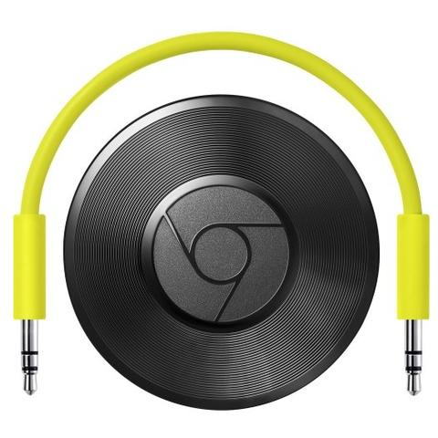 Google Chromecast Audio WiFi Streaming Speaker for Smartphone / iPhone / Tablet PC