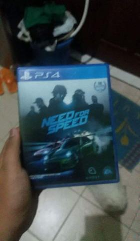 BD PS4 Need For Speed 2015