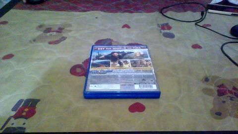 WTS Just Cause 3 PS4