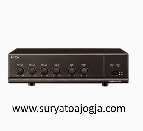Amplifier TOA ZA 230