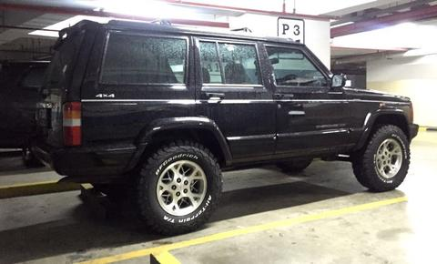 Jual JEEP CHEROKEE COUNTRY 1997 1998 BLACK  a419f6731d