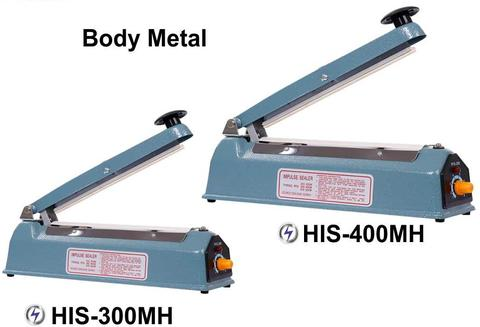 HAND IMPULSE SEALER/BODY METAL (HIS-400MH)