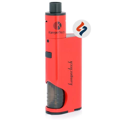 Kanger Dripbox Starter Kit Red Original Authenthic By Kangertech