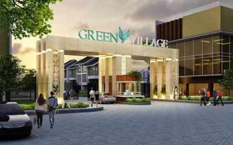 JUAL RUGI GREEN VILLAGE