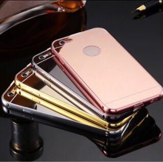 JUAL MIRROR CASE HIGH QUALITY IPHONE 6 PLUS / 6S PLUS ALUMINIUM
