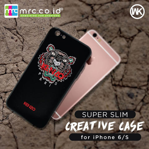 Wk Super Slim Creative Case Cl169 For Iphone 6/6s