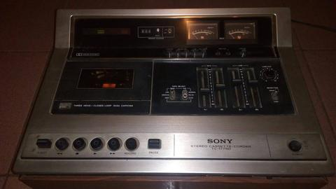 [WTS] Integrated Amplifier Sony 1130 & Sony Stereo Cassette-Corder TC-177SD