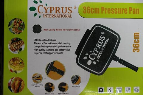 Double Pan Cyprus 36cm [Double Pan Terbesar] (FP-0300)