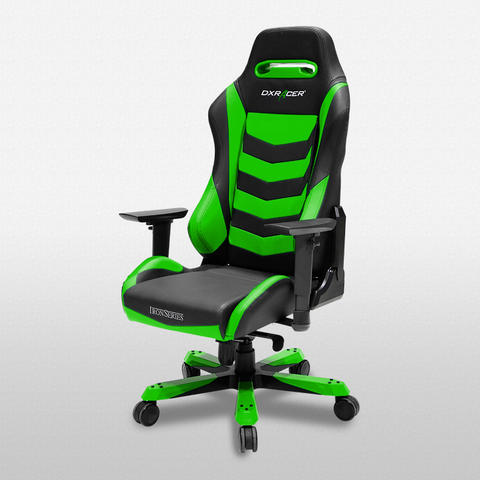 Jual Gaming Chair Performance Chair DXracer IRON SERIES OH/IS166/NE Black Green