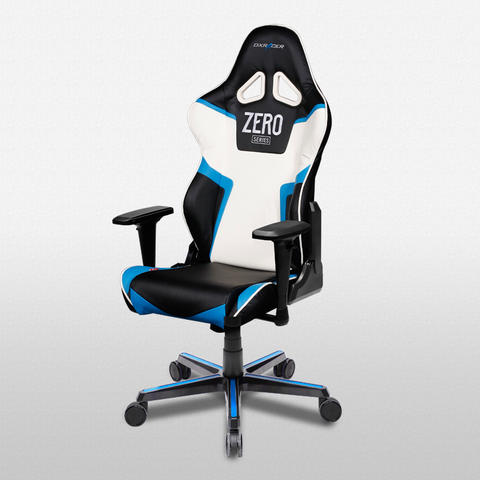 Jual Gaming Chair DXRacer Racing Series OH/RV118/NBW/ZERO Black Blue White
