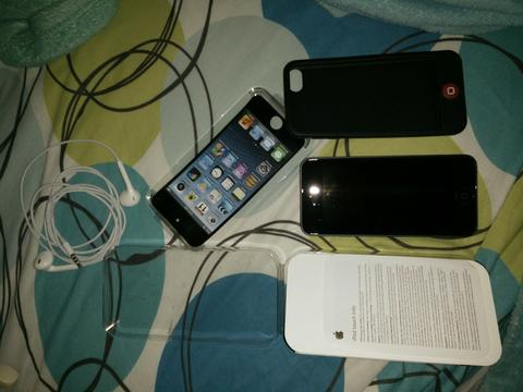JUAL HP SECOND IPOD5 32GB KONDISI NORMAL MURAH