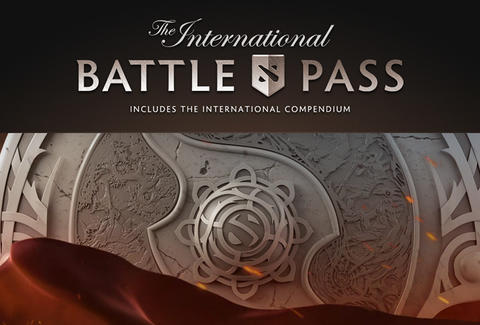 The International 2016 Battle Pass DOTA 2 Compendium MURAH PO 7 hari