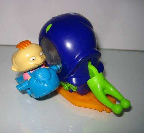 Action Figure Rugrats Nickelodeon Phil Rugrats The Twins Original