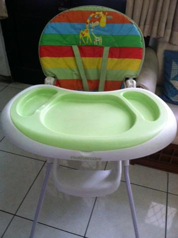 Sewa Kursi Makan Bayi / High chair Mothercare