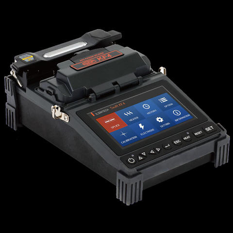 Produk Terbaru dari Islintech, The 'NEW' Fusion Splicer Ilsintech Swift KF4 _MT_