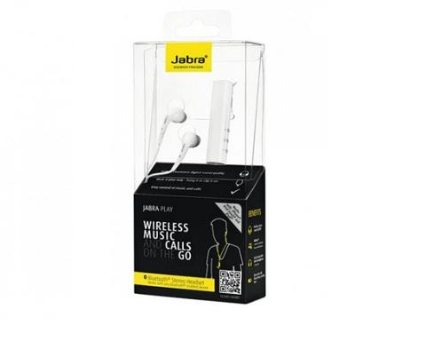 Jabra Play Wireless Music and Calls on the Go, Bluetooth Stereo Brand New