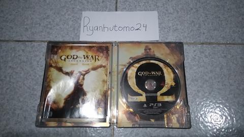 Jual WTS Kaset BD Game PS3 God Of War, Army Of Two The Devil's Cartel, Fifa 15